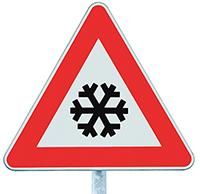 Frost warning
